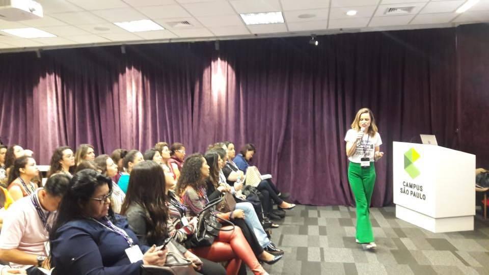 98c6db274 Embaixadora da RME SJC (Rede Mulher Empreendedora – a primeira e maior rede  de empreendedorismo feminino do Brasil).